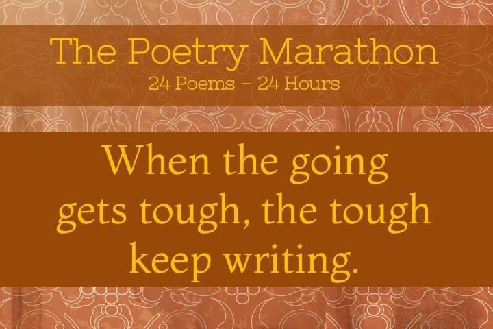 The Poetry Marathon